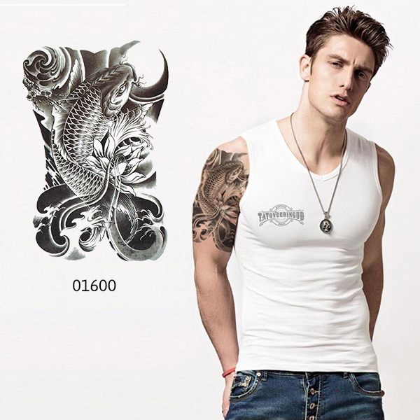 Ajutine-kleeps-tattoo-kala