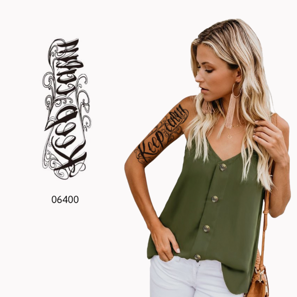 Tattoo-ajutine-keep-calm-06400