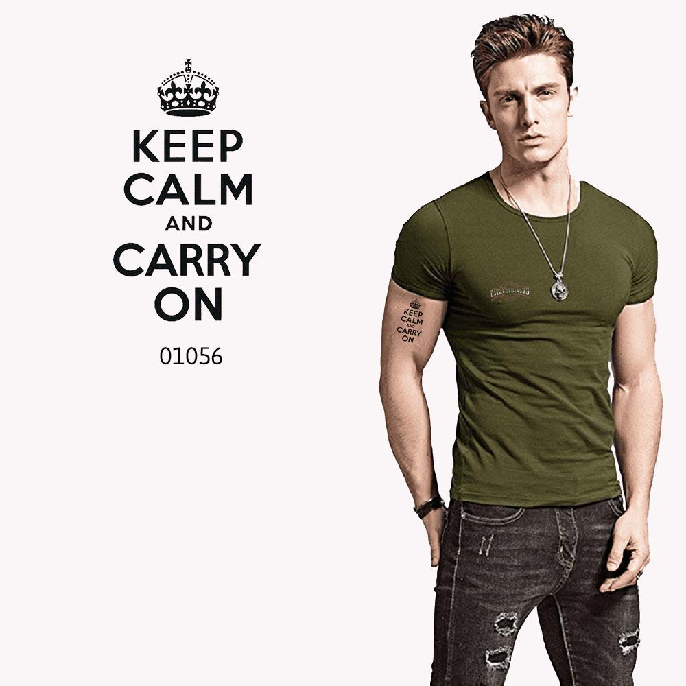 Ajutine-tattoo-keep-calm-and-carry-on-01056