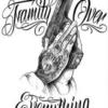 Ajutine-tattoo-Family-Over-Everything-49700