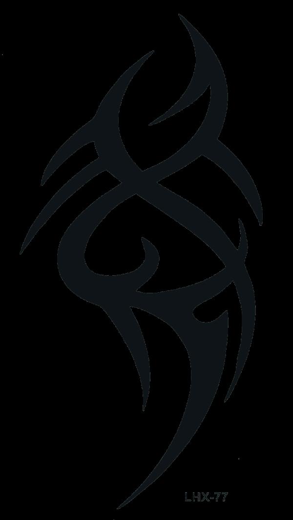 Kleeps-tattoo-tribal