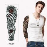 Ajutine-tattoo-draakon