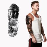 Ajutised-tattood-indiaanlane-hunt